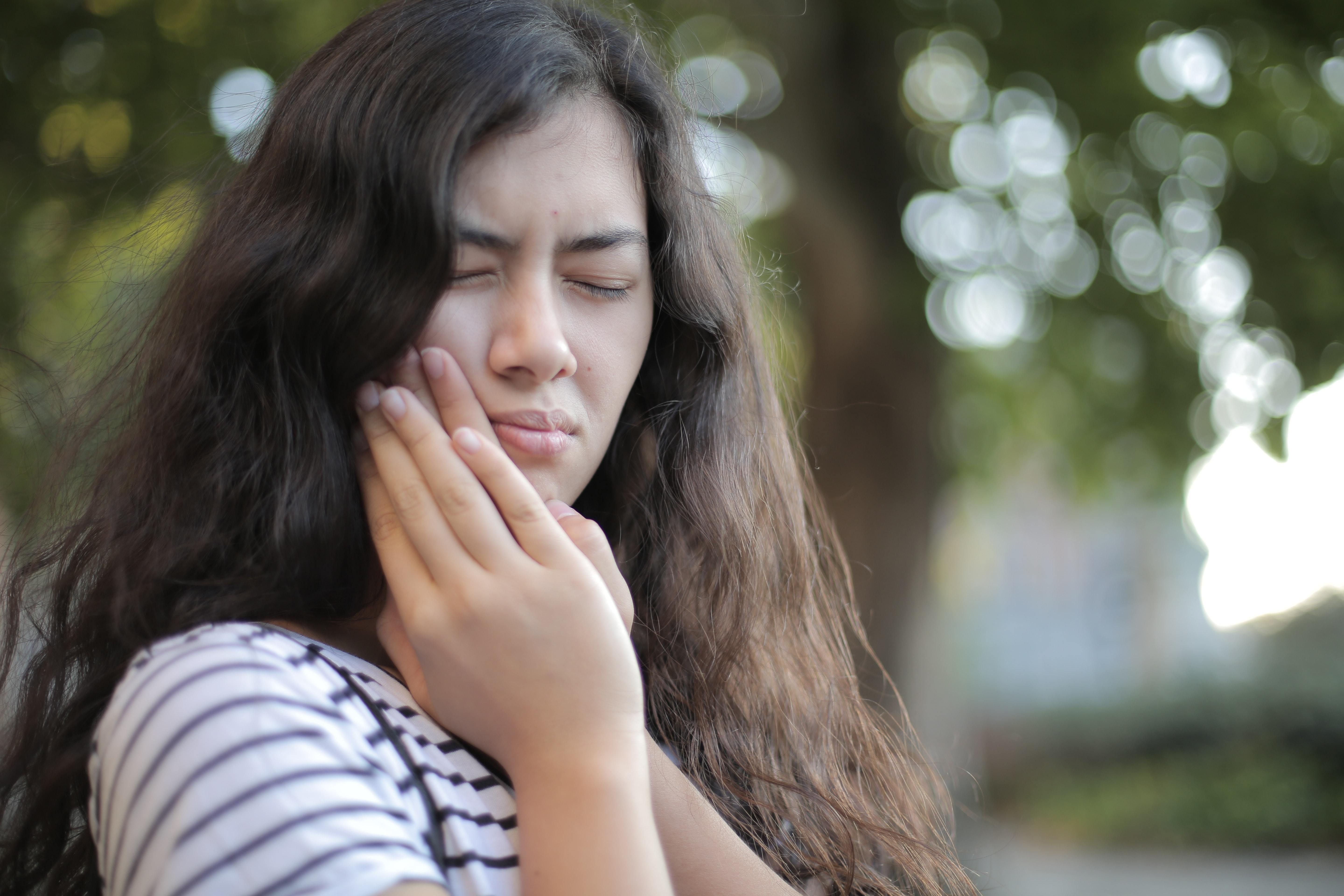 TMJ and jaw misalignment chiropractor